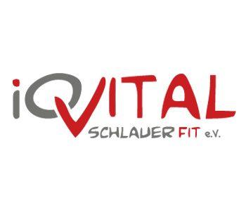 Rehasport Anbieter am Standort Oberhausen-Rheinhausen - iQVital schlauer fit e. V. Logo