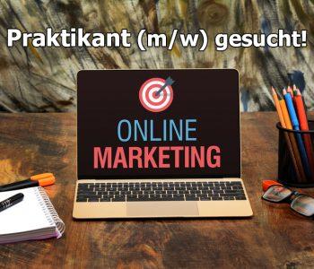 Praktikum Online-Marketing bei Stuttgart - Rehasport