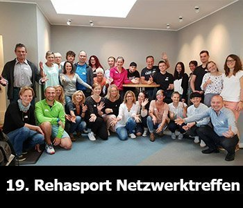 19 Rehasport Netzwerktreffen - Alten- und Pflegeheim Beitrag