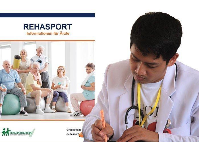 Beitragsbild - Rehasport Informationen für den Arzt
