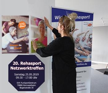 Vorbereitungen für das 20. Netzwerktreffen in Kornwestheim - Laufen auf Hochtouren