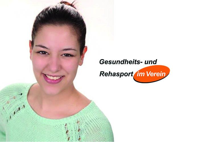 Lena Härtwich - Verstärkung für das Team Abrechnung - Gesundheits- und Rehasport im Verein