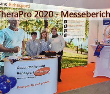 TheraPro 2020 - Messebericht