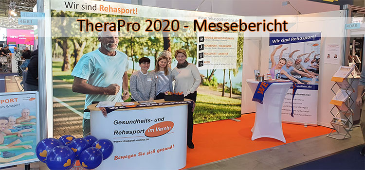 TheraPro 2020 - Messebericht