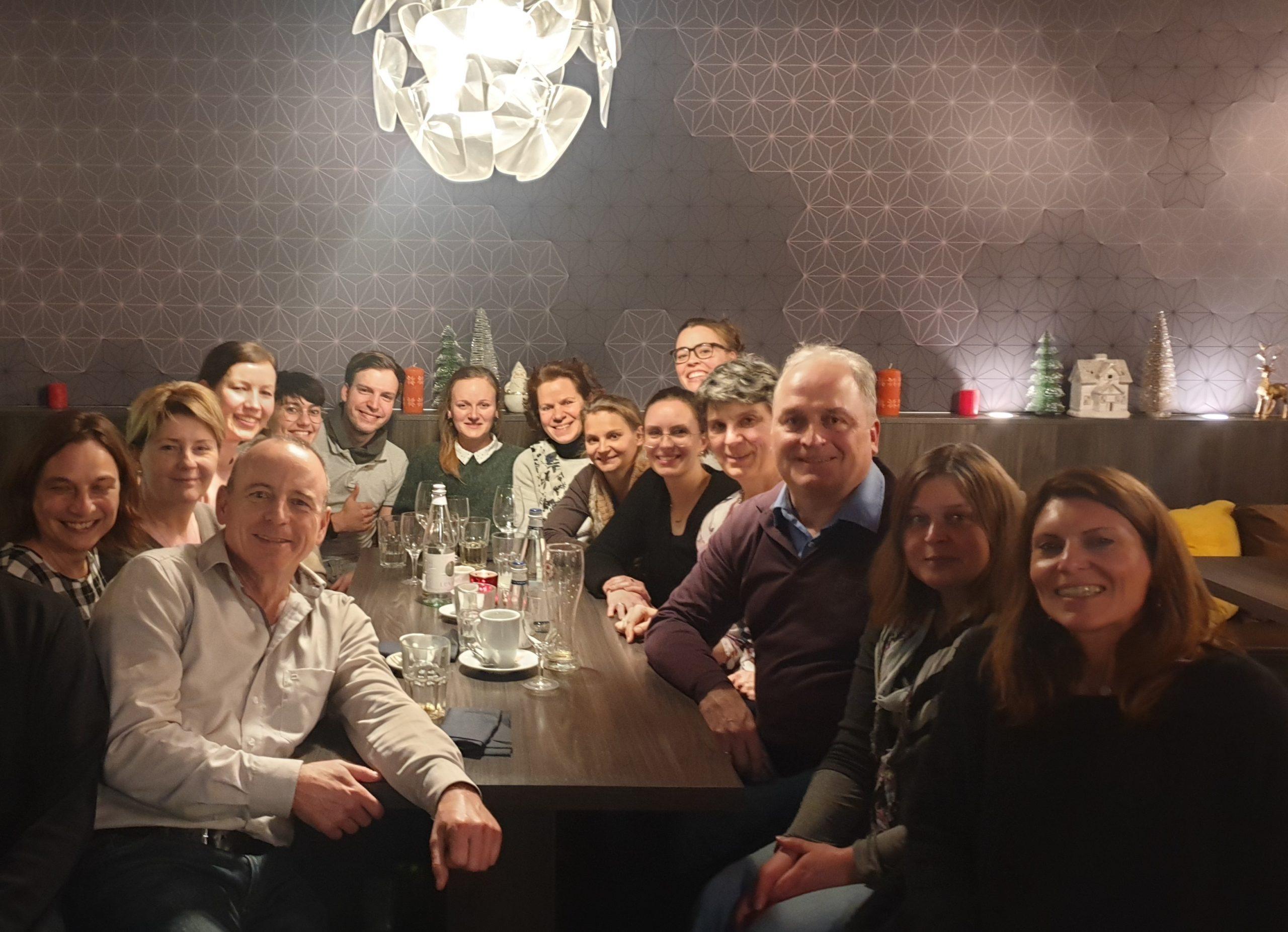 Team Loquenz - Weihnachtsfeier