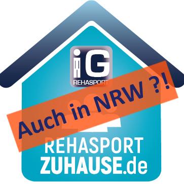 Online-Rehasport auch in NRW