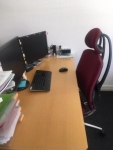 Team Abrechnung - Umbau im Büro