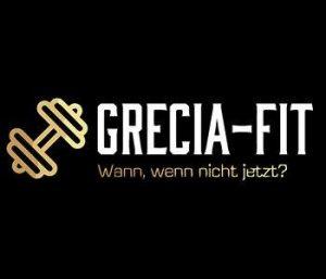 Rehasport Anbieter Grecia-Fit aus Herten bei Recklinghausen im Kreis Münster - Logo