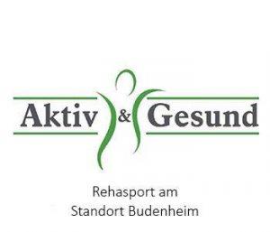 Rehasport Anbieter am Standort 55257 Budenheim Logo Aktiv und Gesund Fitness bei Freunden