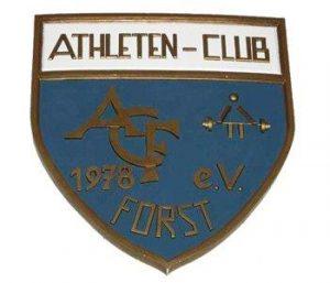 Rehasport Anbieter am Standort Forst - Logo AC Forst