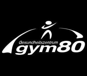 Rehasport Anbieter am Standort Kehl- Gesundheitszentrum gym80 Logo