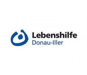 Rehasport Anbieter am Standort Neu-Ulm -Lebenshilfe Donau-Iller Logo