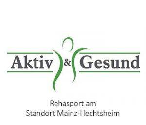 Rehasport Anbieter in 55129 Mainz-Hechtsheim - Logo der Einrichtung Aktiv und Gesund Fitness bei Freunden
