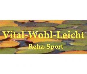Rehasport Anbieter in Renningen Malmsheim - Vital Wohl Leicht - Logo
