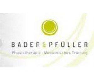 Rehasport Gaildorf Anbieter Physiotherapiepraxis Bader&Pfüller