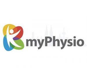Rehasport Köln - Anbieter und Einrichtung myPhysio - Logo