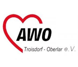 Rehasport am Standort 53842 Troisdorf-Oberlar in NRW Logo der AWO