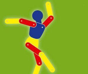Rehasport im Schwimmbad Hünxe - Anbieter Bewegung Kinderleicht Logo