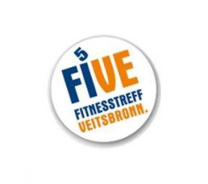 Rehasport in Bayern - Anbieter Five Fitnesstreff Veitsbronn - Logo