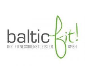 Rehasport in Heiligenhafen - Schleswig Holstein - Anbieter Rehasportzentrum baltic fit - Logo