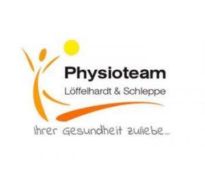 Rehasport in Neckarsulm beim Physioteam Löffelhardt und Schleppe - Logo