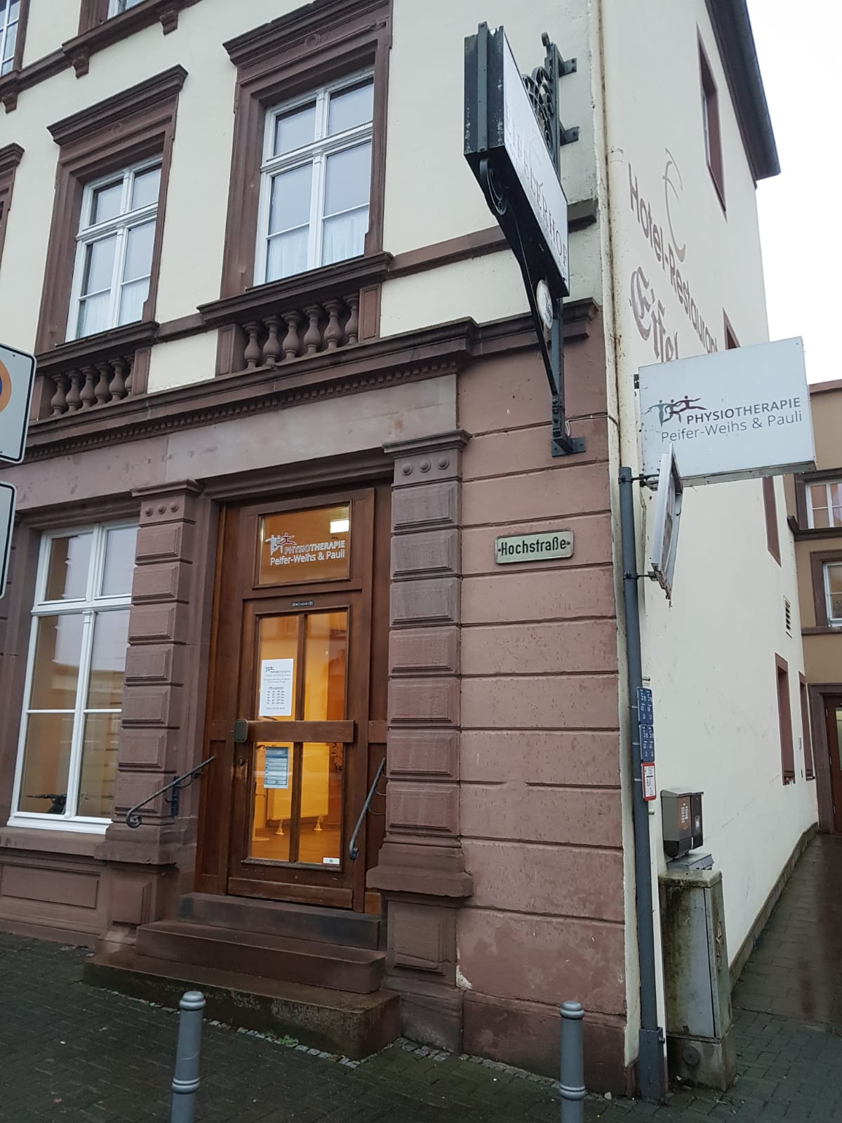 Standort - Kyllburg Physiotherapie