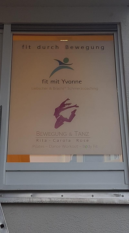 Rehasport in Winnenden - Fit mit Yvonne
