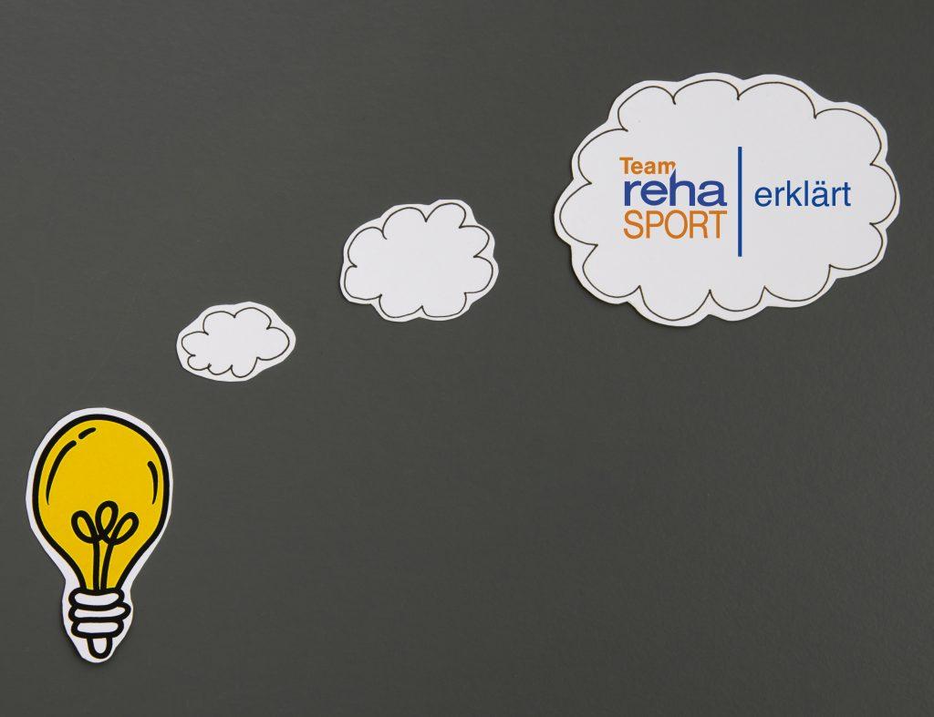 Team Rehasport erklärt - was ihr schon immer wissen wolltet