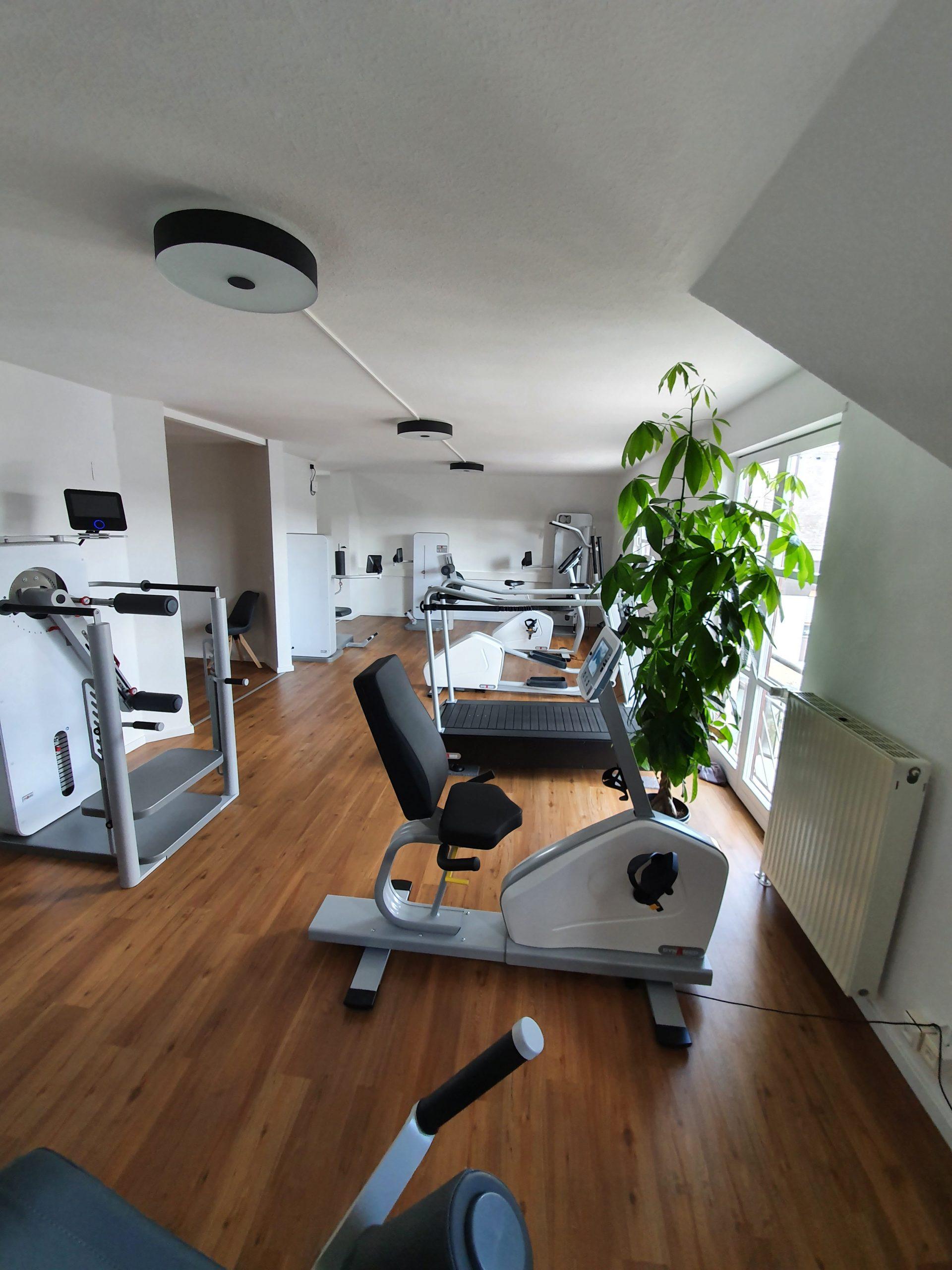 Standort - Steinwenden - Physiotherapie Moseberg