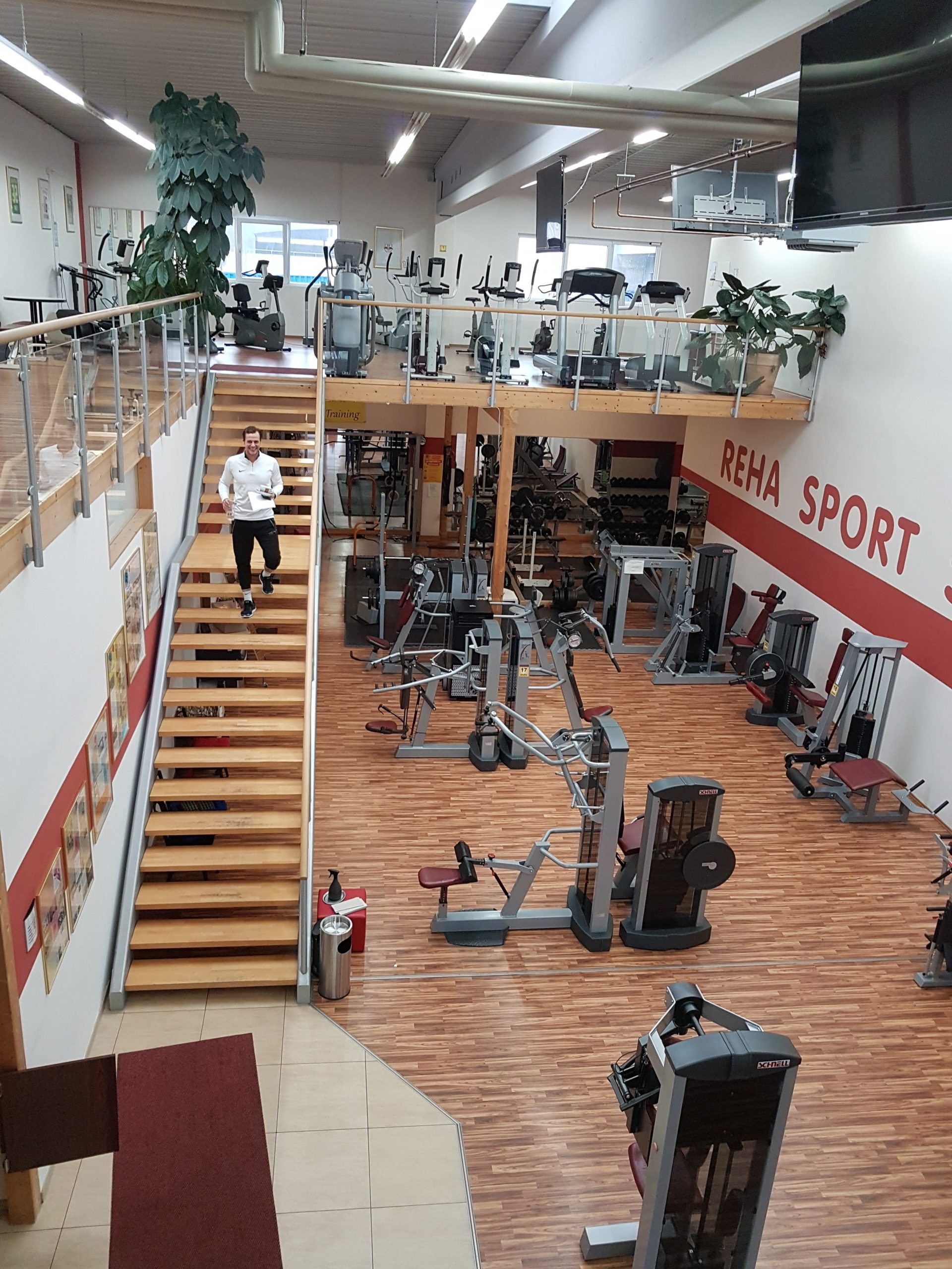 Standort Schwäbisch Hall - Reha-Sportstudio
