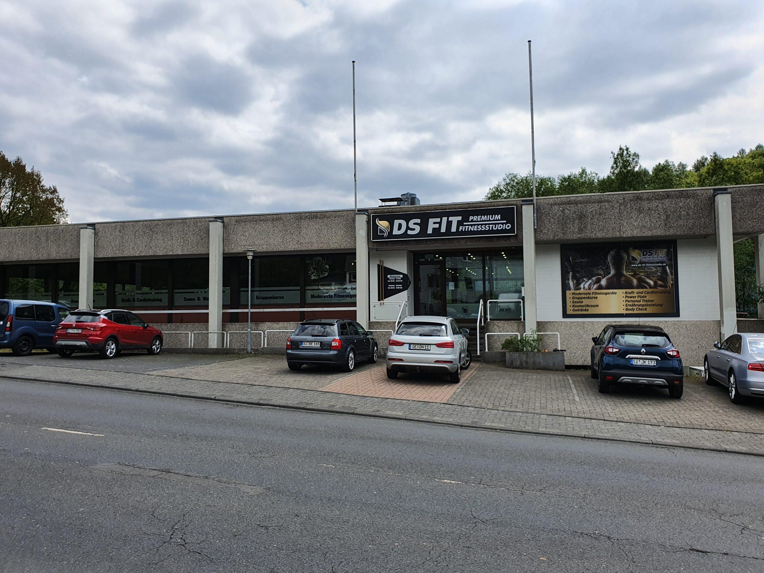 Standort - Netphen - DS Fit