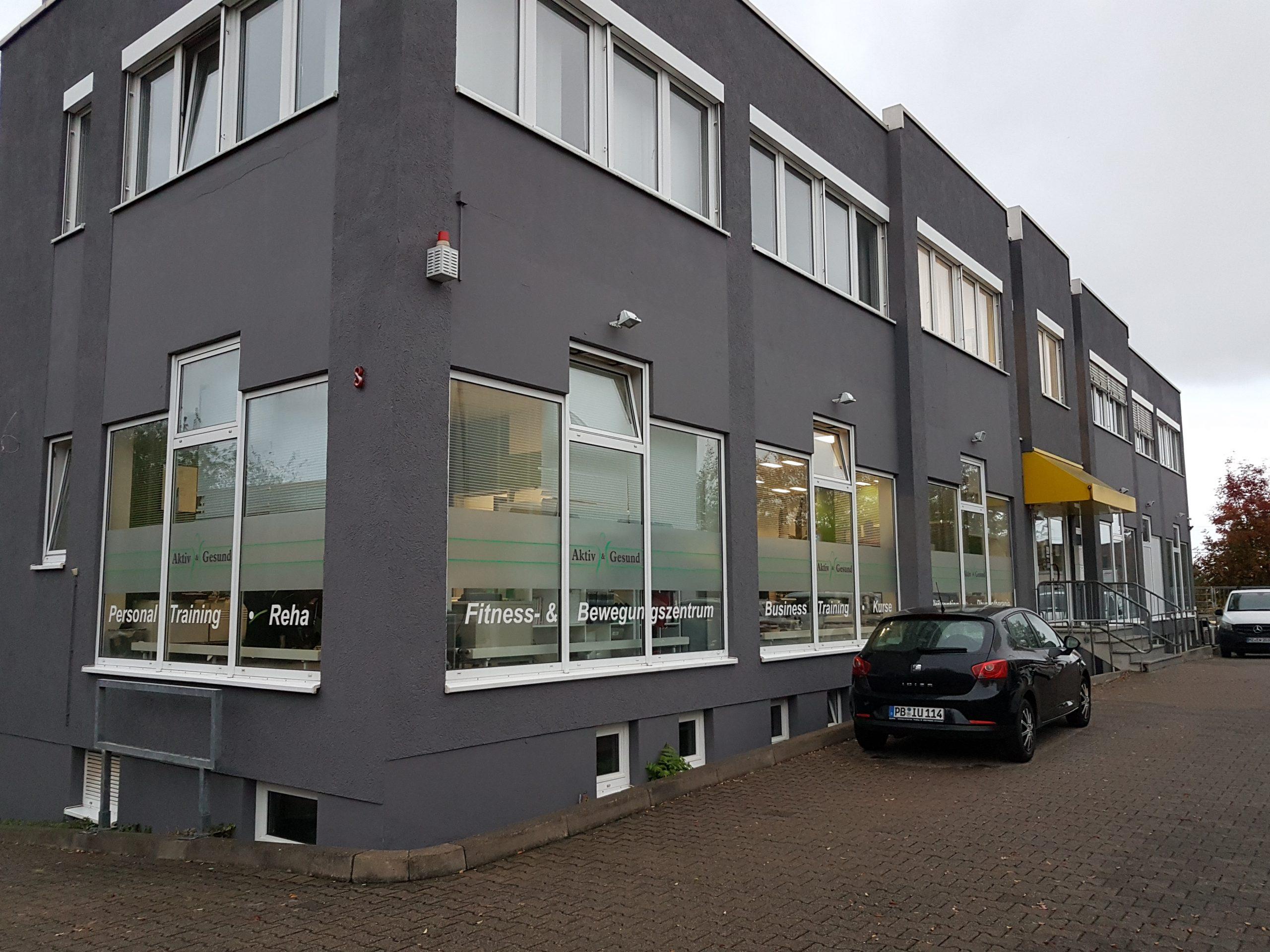 Standort - Mainz-Hechtsheim - Aktiv & Gesund Hechtsheim