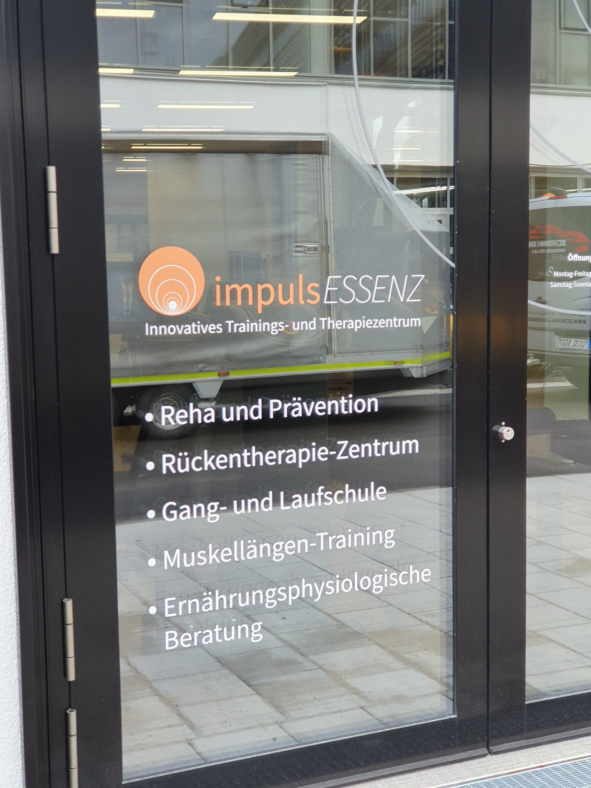 Standort in Böblingen - impuls ESSENZ