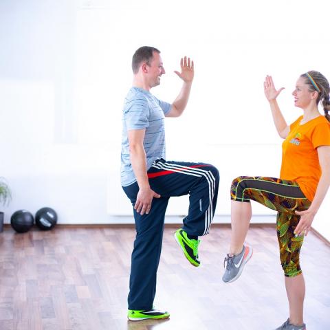 Standort - SUPA Fitness