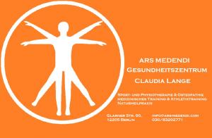 Logo Ars Medendi Gesundheitszentrum