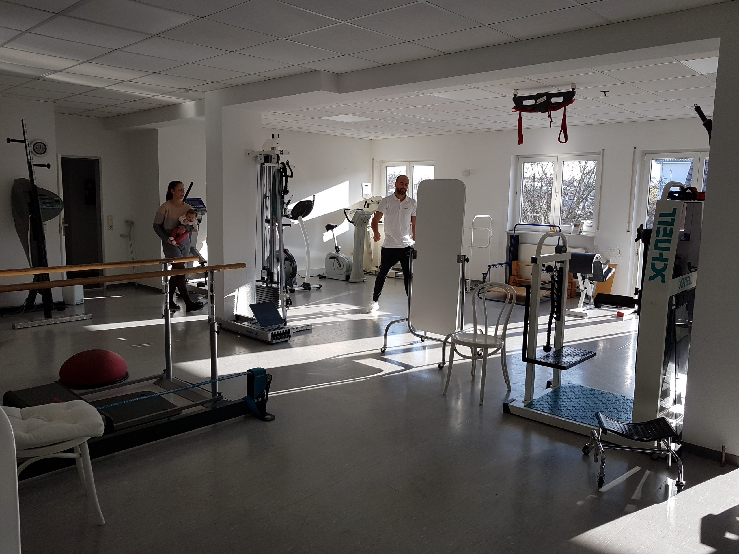 Standort - MAIN-REHA Ambulantes Therapie- und Rehazentrum