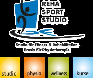 logo reha sportstudio schwäbisch hall
