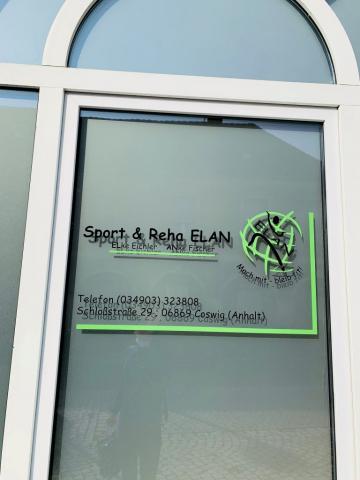 Standort in Coswig - Sport & Reha ELAN