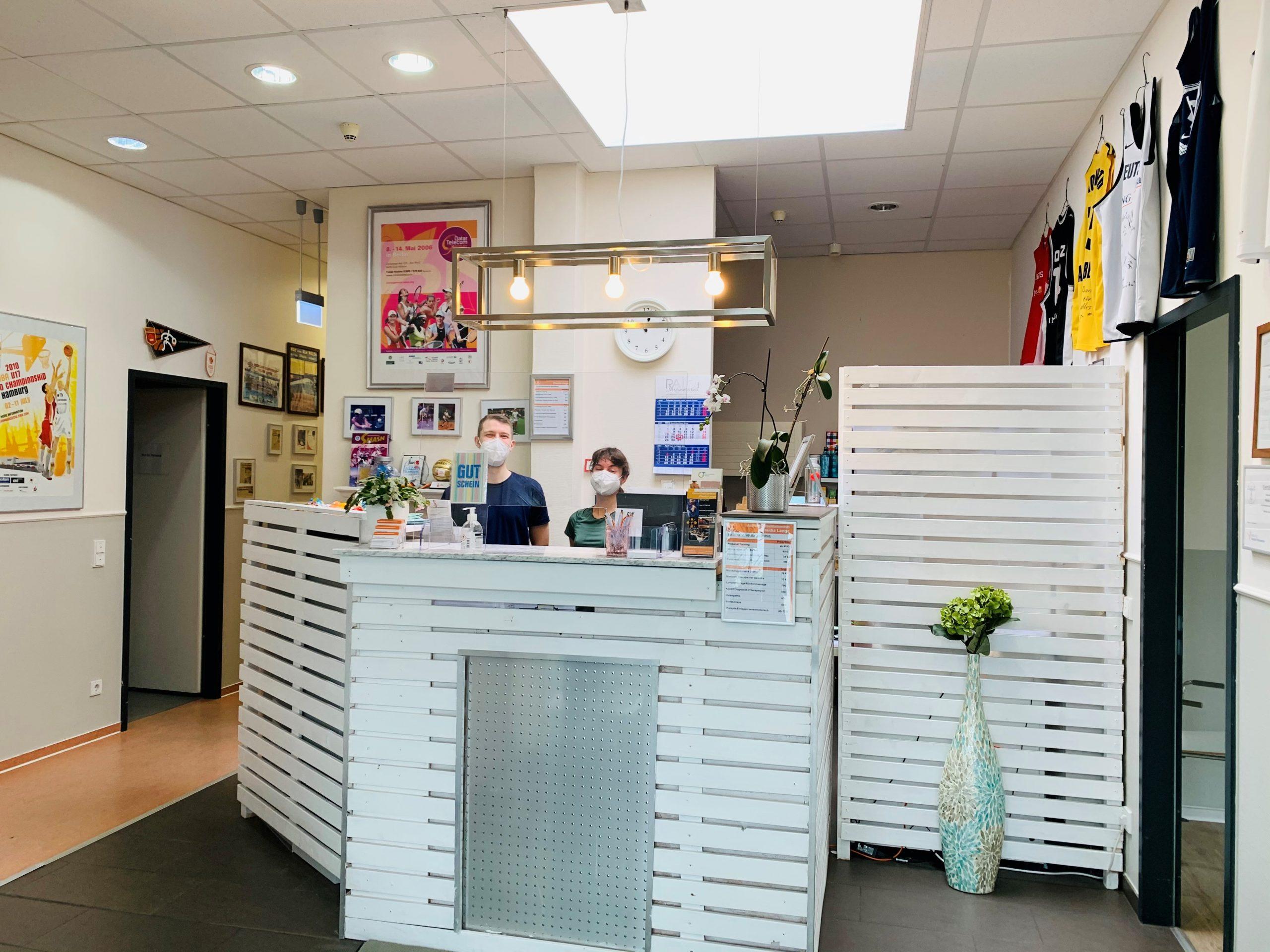 Standort in Berlin - Ars Medendi Gesundheitszentrum Claudia Lange