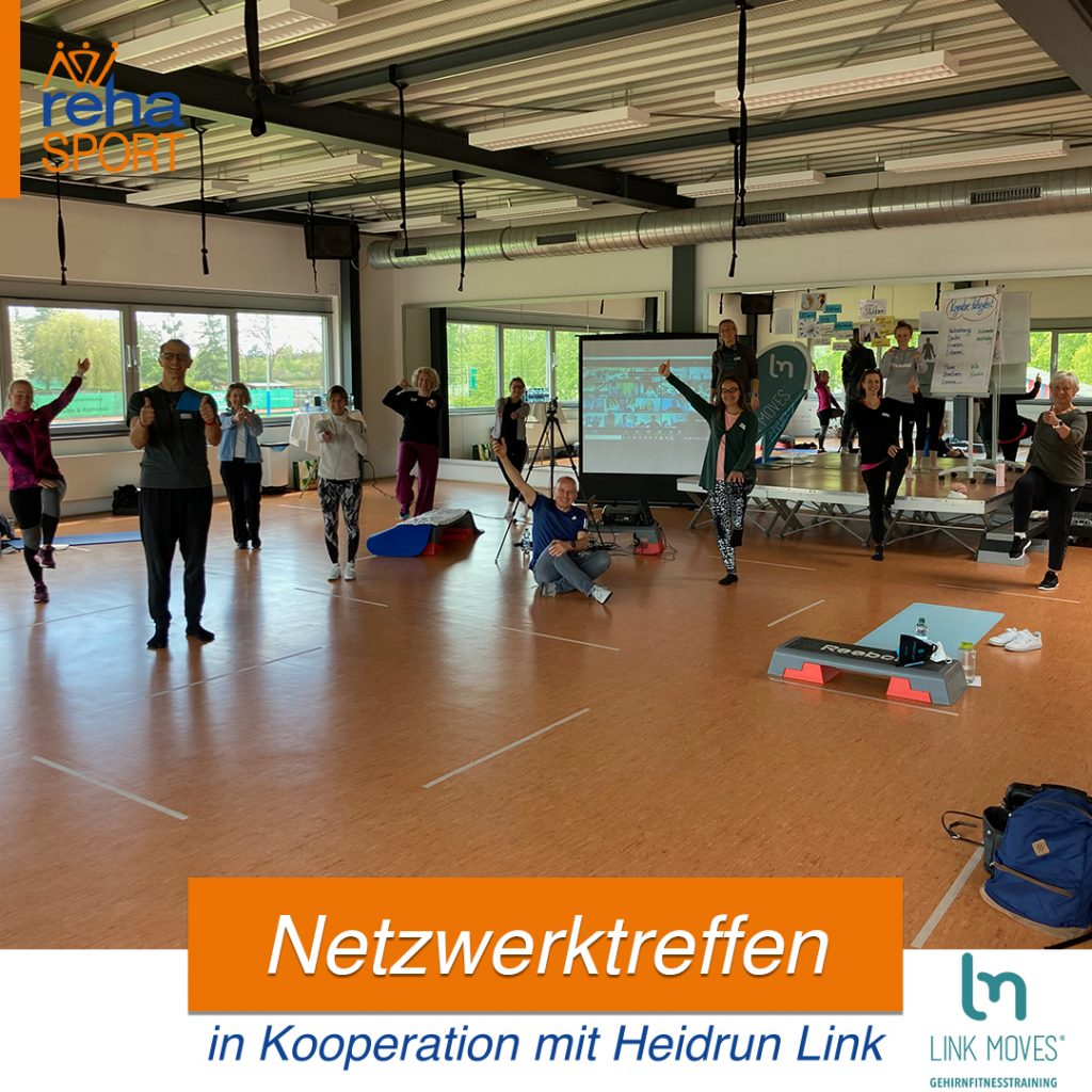 Hybrid-Veranstaltung: Netzwerktreffen mit Heidrun Link mal anders