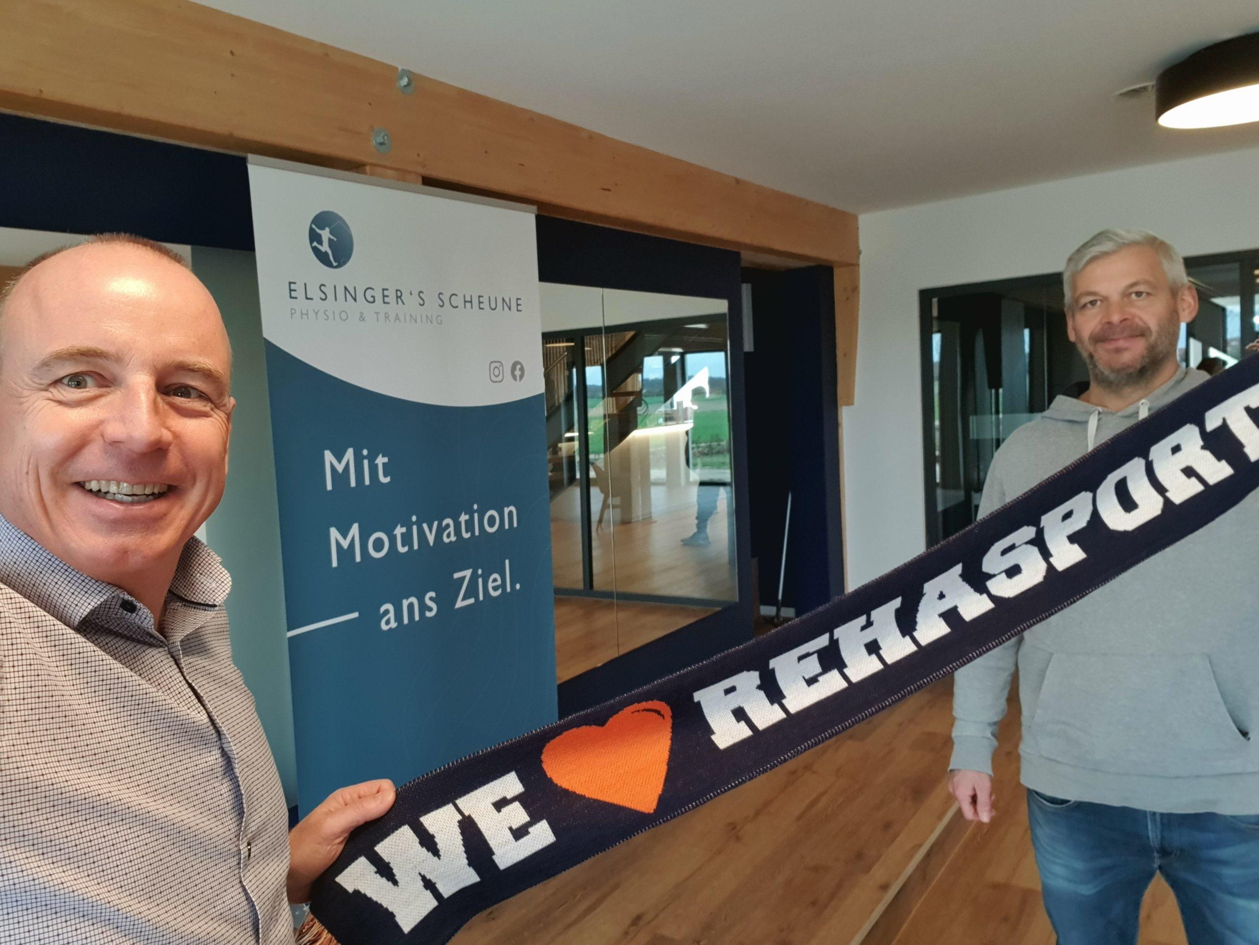 Rehasport in Groß-Gerau - Elsinger's Scheune GmbH & Co. KG