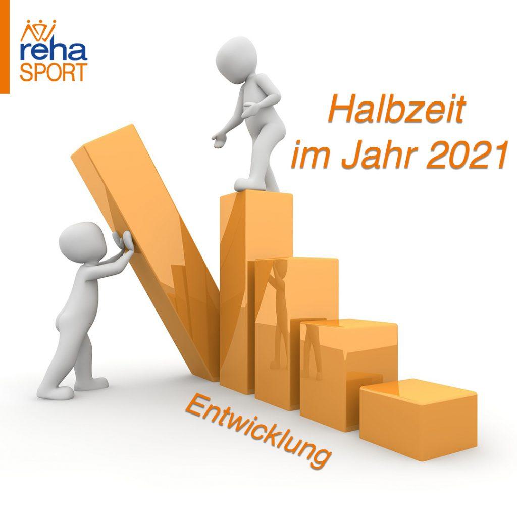 Jahr 2021 - Team Rehasport zieht Bilanz