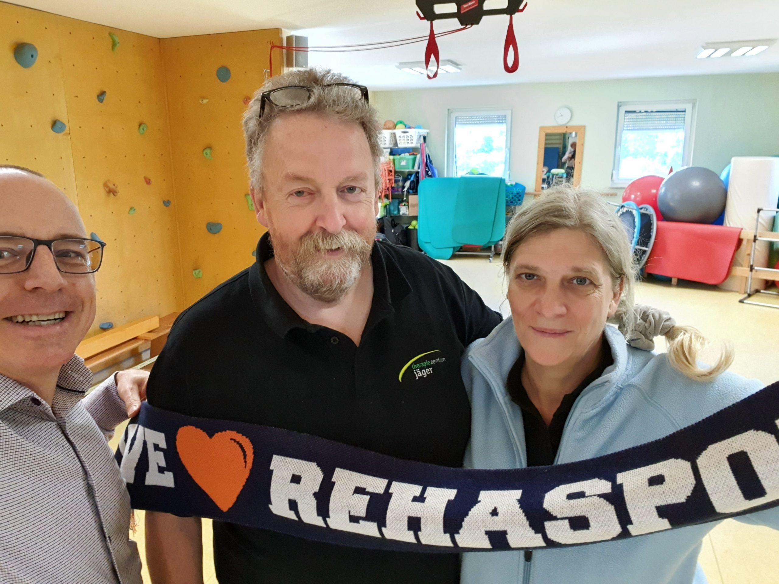 Rehasport in Bad König - Therapiezentrum Jäger