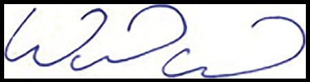 Unterschrift Winfried Möck