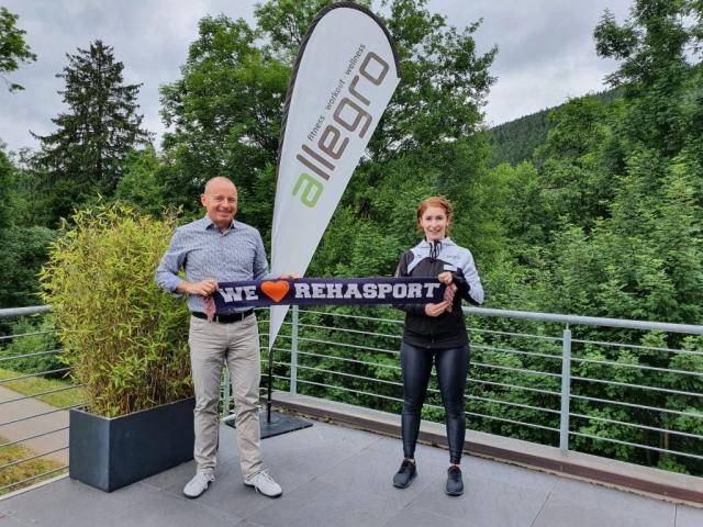 Rehasport in Baiersbronn – allegro Baiersbronn