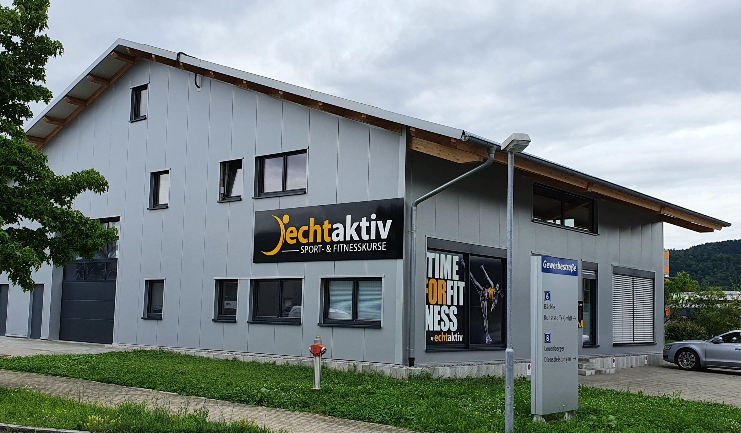 Rehasport in Laufenburg - Echt aktiv