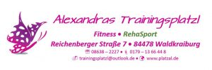 Logo Rehasport Alexandras Trainingsplatzl