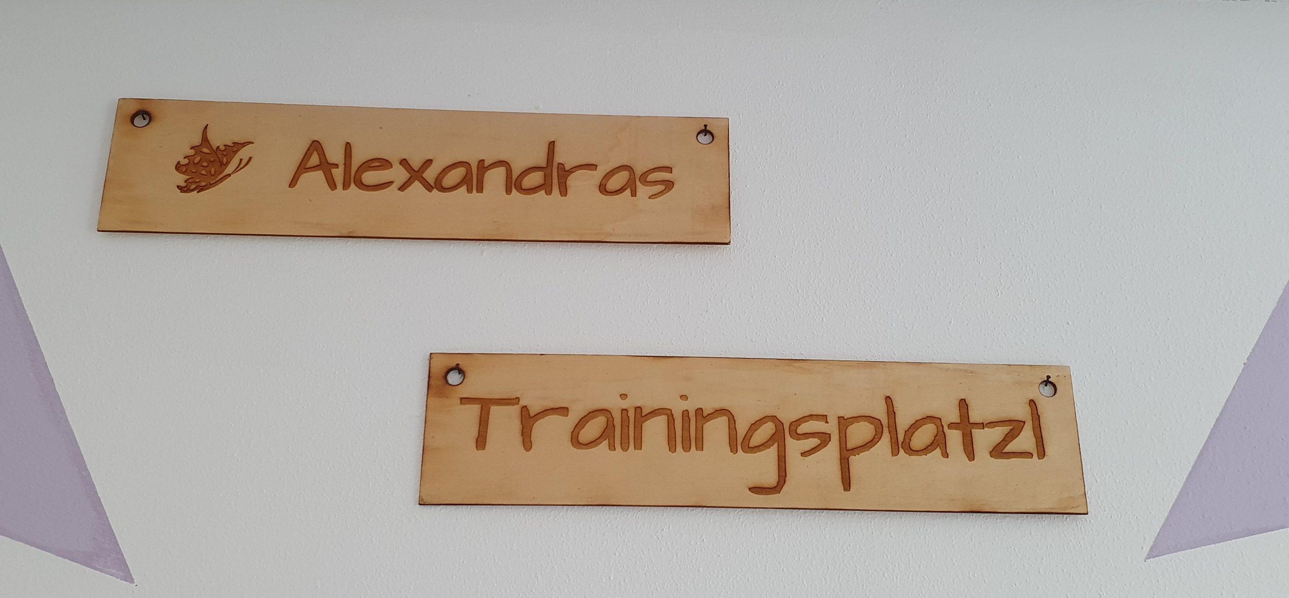 Rehasport in Waldkraiburg - Alexandras Trainingsplatzl